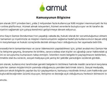 Armut.com ile ev taşıma mağduriyeti